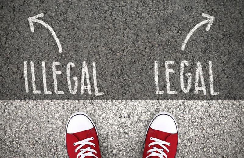 合法・違法